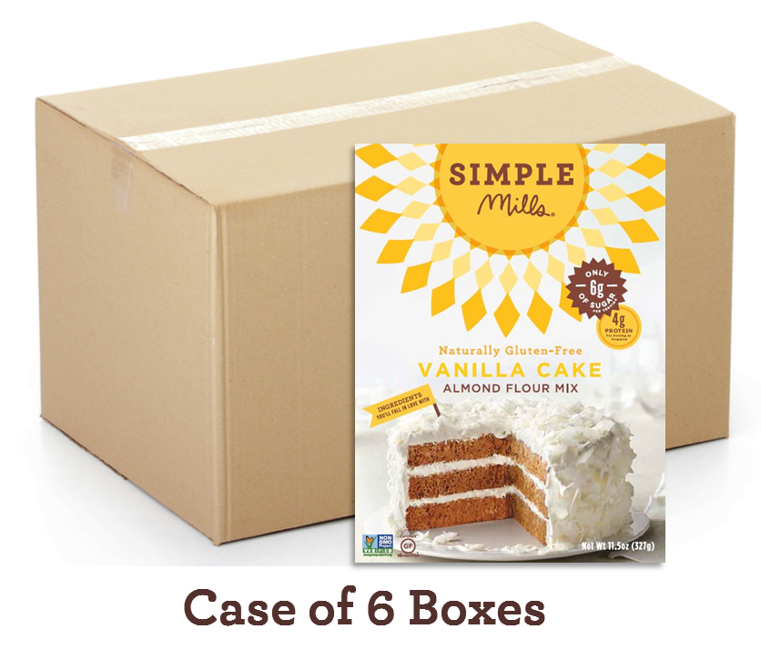 Wholesale Vanilla Cake Mix