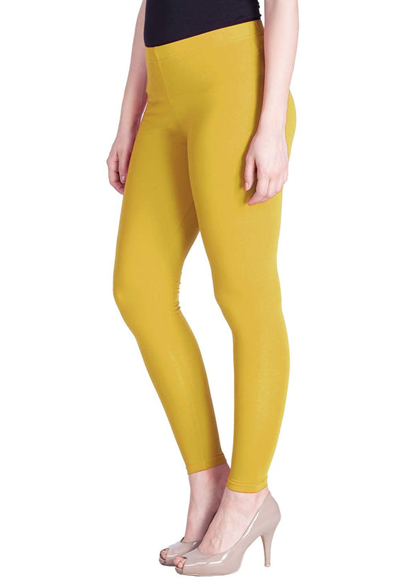 112 Sunflower Indian Churidar Legging 4Way Strech One Size : Fits All Adults