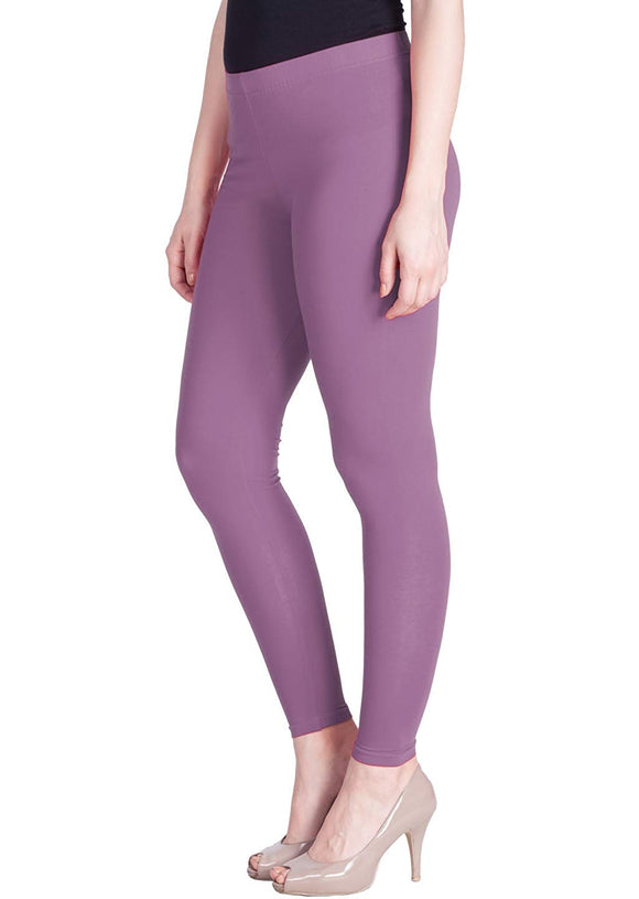 113 Lavender Indian Churidar Legging 4Way Strech One Size : Fits All Adults