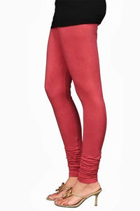 16 Scarlet Indian Churidar Legging 4Way Strech One Size : Fits All Adults