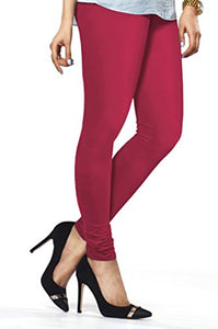 33 Rani Indian Churidar Legging 4Way Strech One Size : Fits All Adults