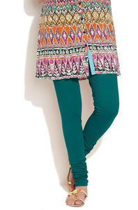 80 Lagoon Indian Churidar Legging 4Way Strech One Size : Fits All Adults