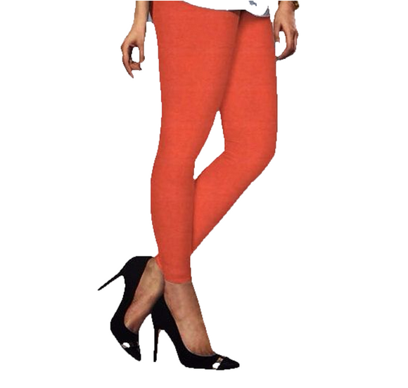 91 Alphonso Indian Churidar Legging 4Way Strech One Size : Fits All Adults