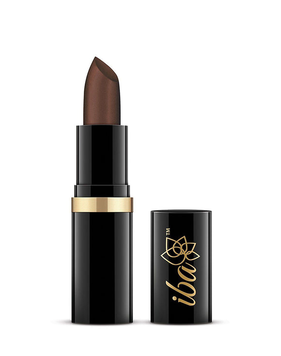A-35 Dark Chocolate - Pure Lips Moisture Rich Vegan Glossy Lipstick - IBA Halal Care