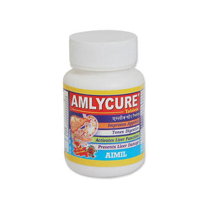 Amlycure Tablet: Ayurvedic Medicine for Liver Care