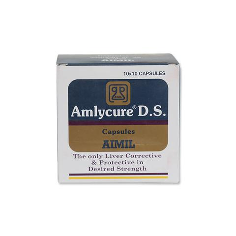 Amlycure D.S. Capsule: Ayurvedic Medicine for Liver Care