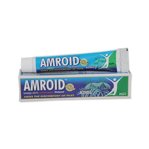 Amroid Ointment: Ayurvedic Medicine for Piles (bawasir)
