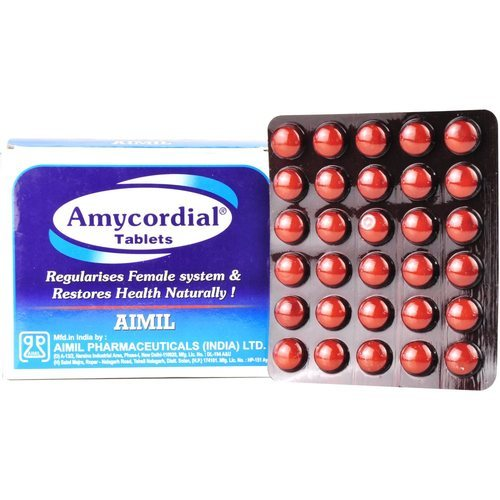 Amycordial Tablet: Ayurvedic Medicine for Gynae Care