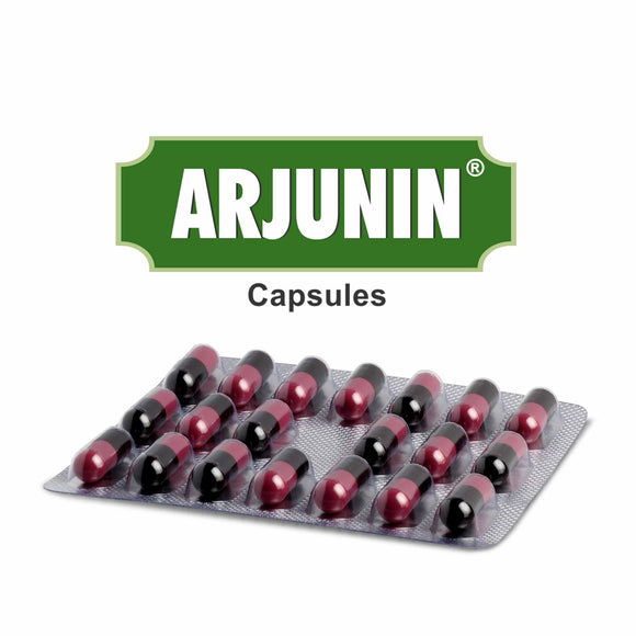 Arjunin - The myocardial tonic for angina and post myocardial infarction patients