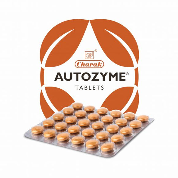 Autozyme Tablet - A natural remedy to improve digestion