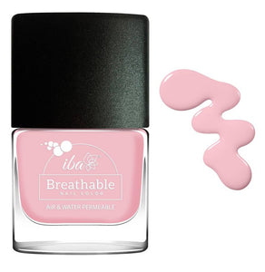 B03 Rose Quartz - IBA Halal Nail Color Polish Breathable Air and Water Permeable Wuzu Friendly