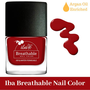 B10 Wedding Bells - IBA Halal Nail Color Polish Breathable Air and Water Permeable Wuzu Friendly