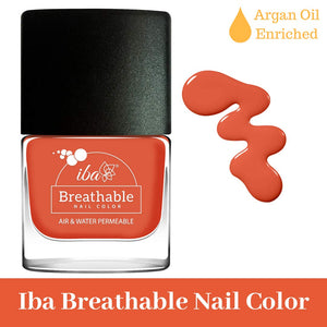 B13 Fun Fiesta - IBA Halal Nail Color Polish Breathable Air and Water Permeable Wuzu Friendly