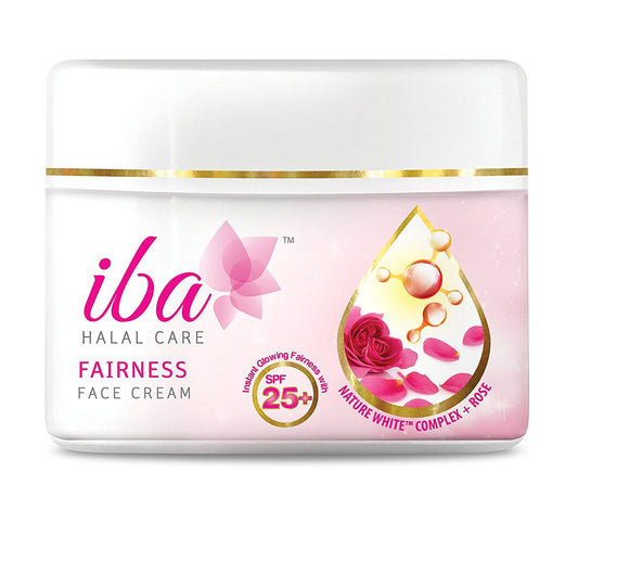 Fairness Face Cream By Iba Halal Care