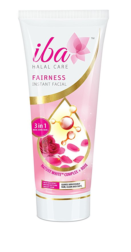 Iba Halal Care Fairness Instant Facial