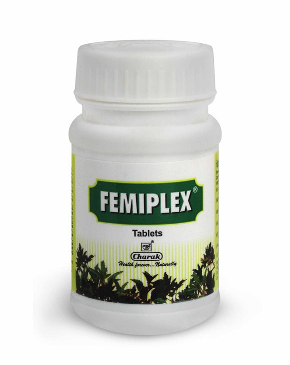 Femiplex Tablets - For Excessive vaginal discharge