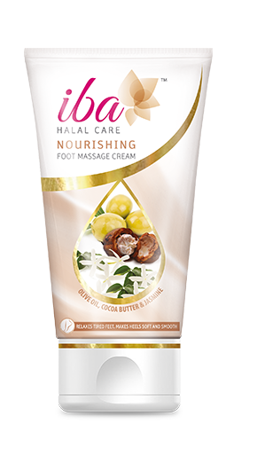 Iba Halal Nourishing Foot Massage Cream