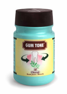 GUM TONE Powder -  An herbal gel for healthy gums