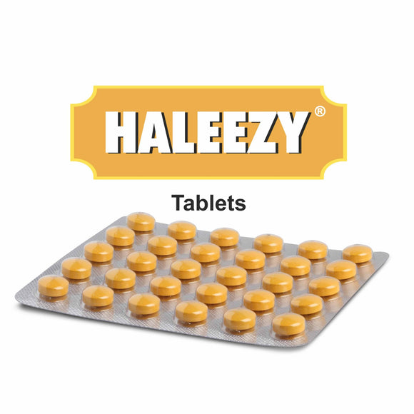 Haleezy Tablet  - Promotes respiratory health in asthma