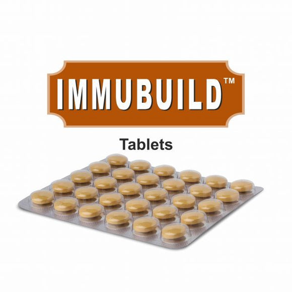 Immubuild Tablets - Builds immunity