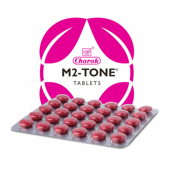 M2 Tone Tablet - A non-hormonal approach for restoring normal menstrual cycle