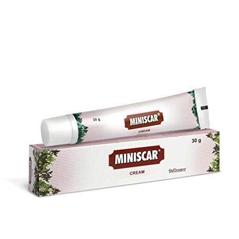 Miniscar Cream - For stretch marks and scars