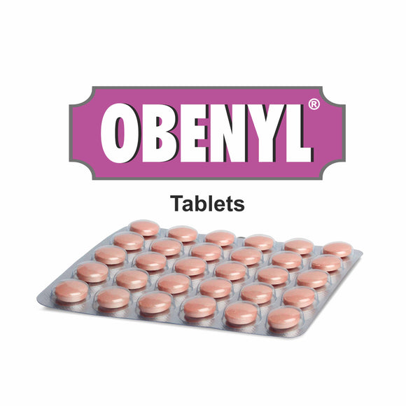 Obenyl Tablet - A natural anti-obesity formulation