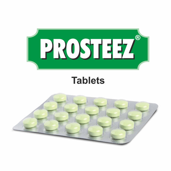 Prosteez Tablet - A comprehensive support for prostate health