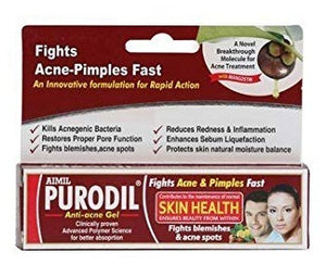 Purodil Gel: Ayurvedic Pimple Treatment