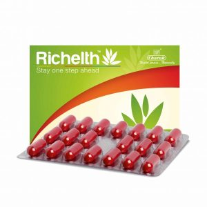 Richelth Capsule - Nature's own comprehensive antioxidant