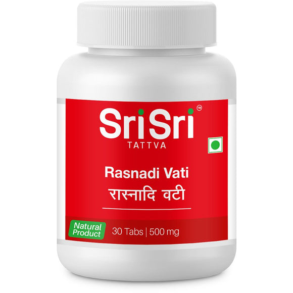 Rasnadi Vati - Anti-Inflammatory & Analgesic - Sri Sri
