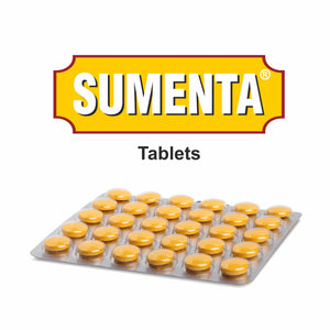 Sumenta Tablet - The natural anxiolytic for daytime anxiety management