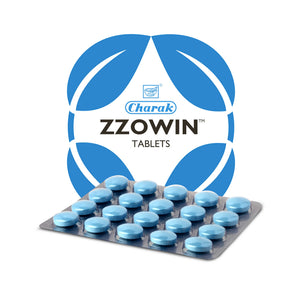 Zzowin Tablets - A Natural Sleep Regulator