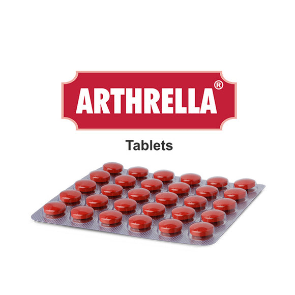 Arthrella Tablet -  Herbal support for rheumatoid arthritis