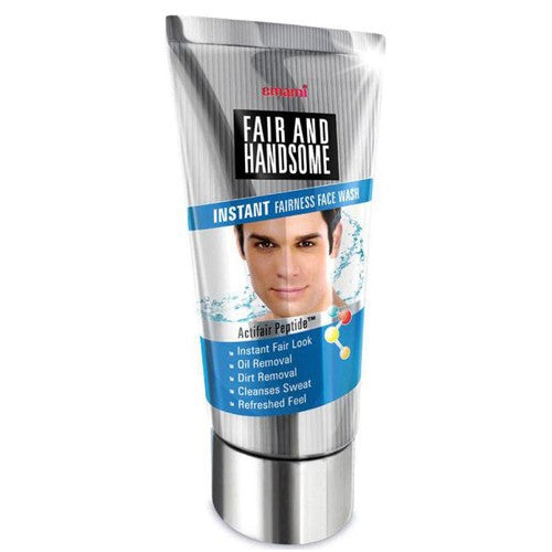 Emami Fair And Handsome Instant Fairness Men Face Wash