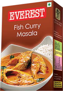 Everest Fish Curry Masala - 50g
