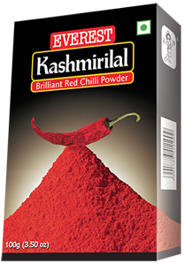 Everest Kashmirilal Red Chili Powder -100g