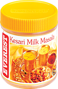 Everest Kesari Milk Masala - 20g