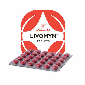 Livomyn Tablet - Protects, regulates and rejuvenates liver