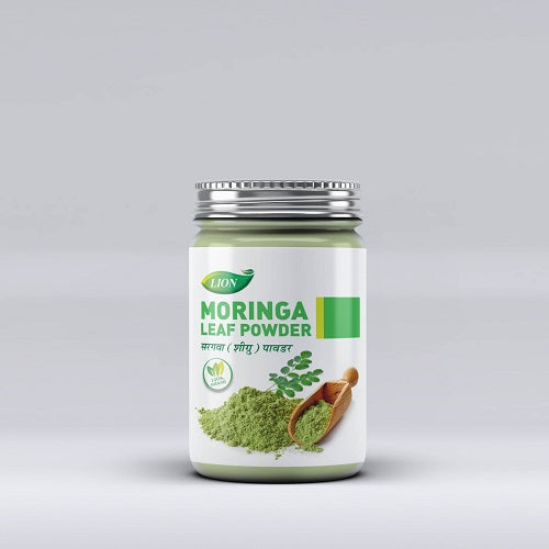 Moringa (Shigru - Sharagwa) Leaf Powder - Lion