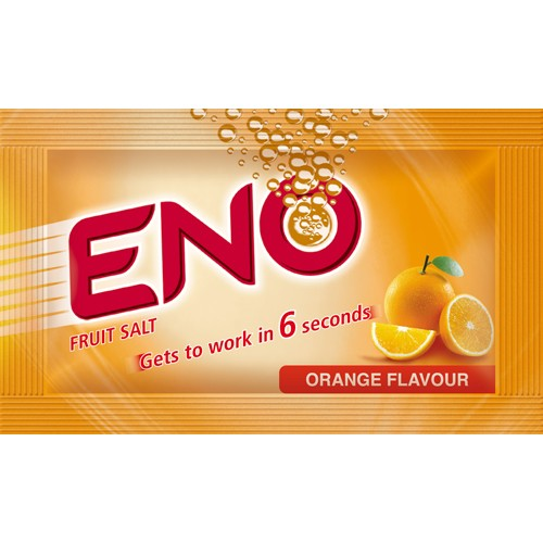 ENO Fruit Salt - Orange - 30 Sachets