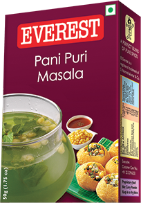 Everest Pani Puri Masala - 50g