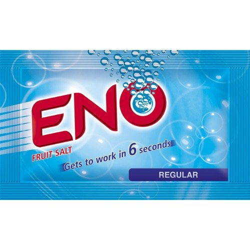 ENO Fruit Salt - Regular - 10 Sachets