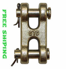 Double Clevis - 11-DC38 Sold in Pairs