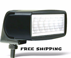 6 Clear LEDs, Rectangular Flood Light. Buyers # 1492135