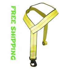 2″ Basket Strap with Flat Snap Hook Set of two  38-6H