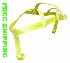 2″ Long Jerr-Dan Basket Strap for Heavy Duty Trucks. 7000 lbs Set of two  38-JD2