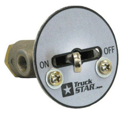 Toggle Air Valve w/ Faceplate