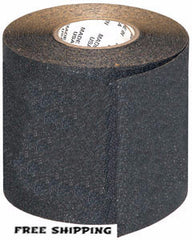 "Antiskid Tape, Self-Adhesive, 6"" x 60' Roll, Buyers # AST660"