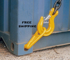 Container Hooks, Left 8-067-45LT.